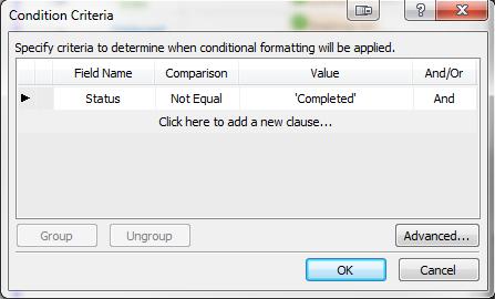 ConditionCriteria