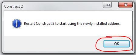 C2 Restart Confirmation