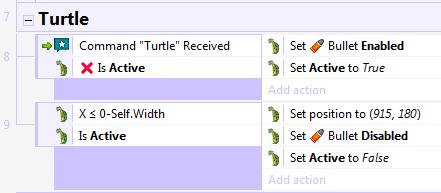 TurtleCommand