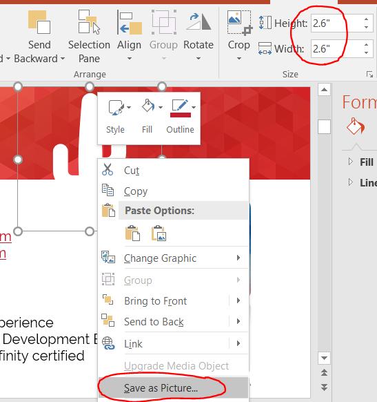SharePoint Framework App Icon | The Chris Kent