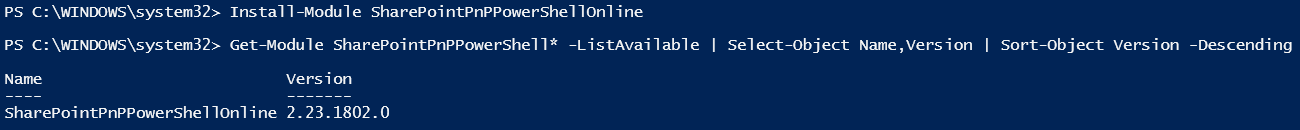 Install-OnlineOnly