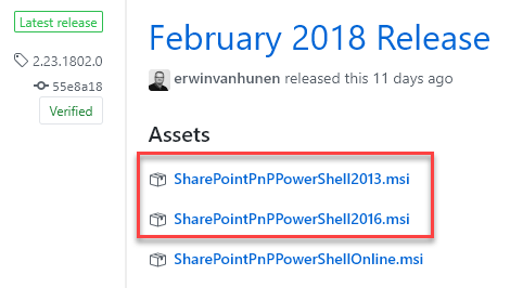 Using SharePoint PnP PowerShell Modules Side-by-Side (2013, 2016