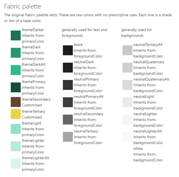 Setting the Accent Color of Your Modern Site's Custom Theme