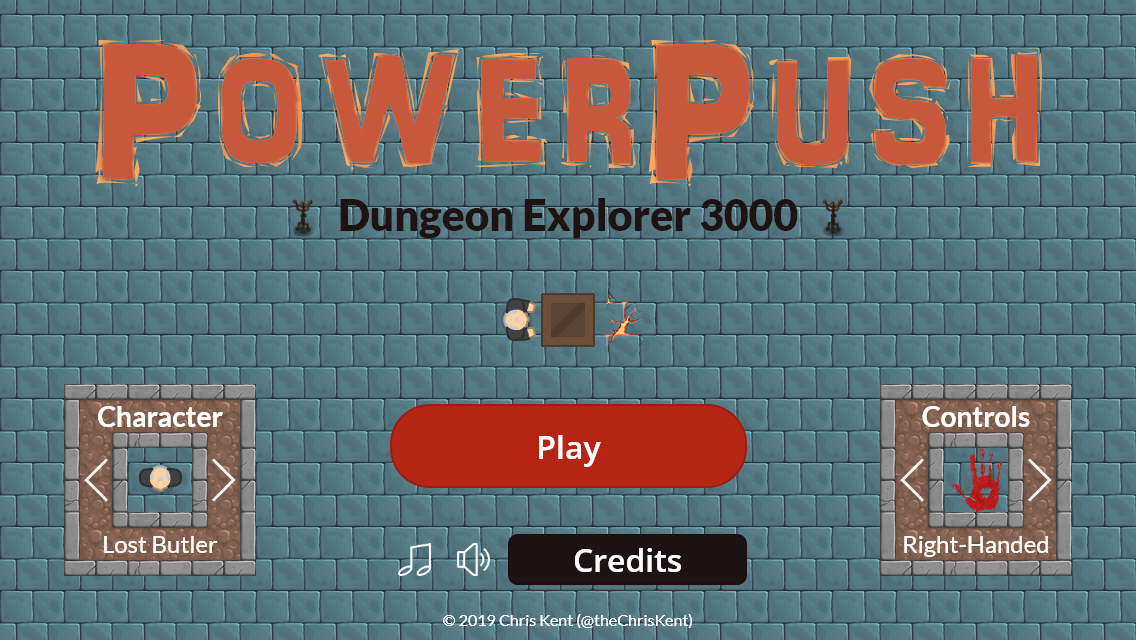 Making a Game in PowerApps – PowerPush: Dungeon Explorer